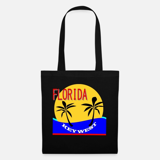 Florida Bags & Backpacks - Florida - Tote Bag black