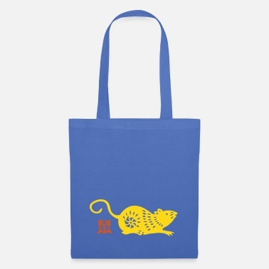 Stars year of the rat (chinese zodiac) - Tote Bag
