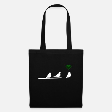 Wireless Wireless bird - Tote Bag