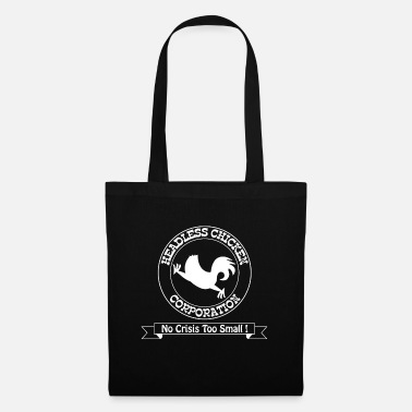 Mismanagement Funny – Headless Chicken Corporation - Tote Bag