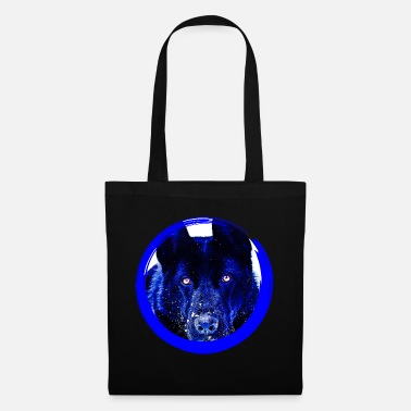 German German shepherd - Tote Bag