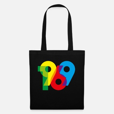 Place Of Birth 1969 - year of birth - Tote Bag