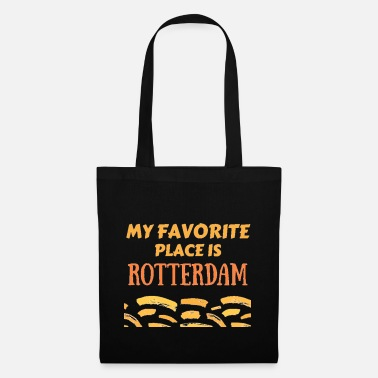 Stad Rotterdam Stad Holland - Tote Bag