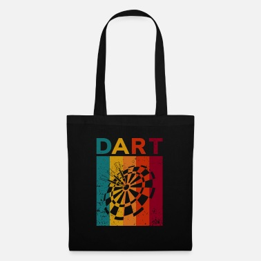 Boyfriend Darts Retro Darts Arrow Slice Gift Player - Tote Bag