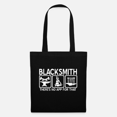 Locksmith Blacksmith counterfeiter locksmith blacksmith gift idea - Tote Bag