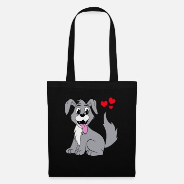 Cute Dog Cute dog - Tote Bag
