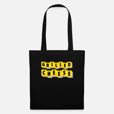 Cheesehead grilled cheese - Tote Bag