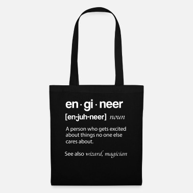 Engineer Mechanical Engineering Engineer mechanical engineering - Tote Bag