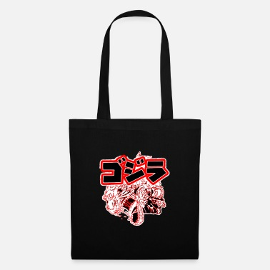 Japan monster - Tote Bag