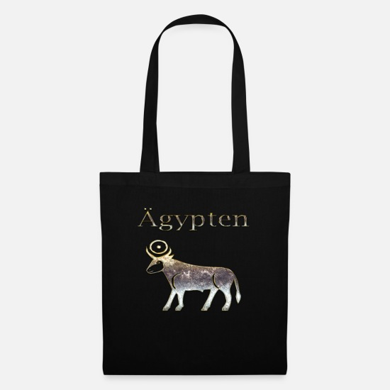 Archaeology Bags & Backpacks - Egypt 8 - Tote Bag black