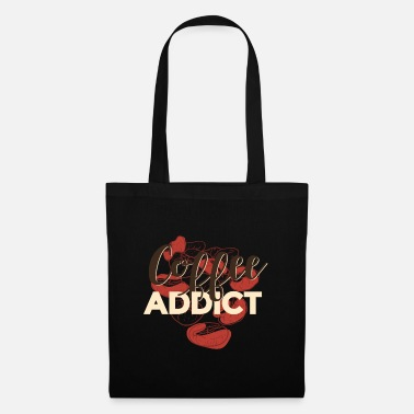 Coffee caffeine - Tote Bag