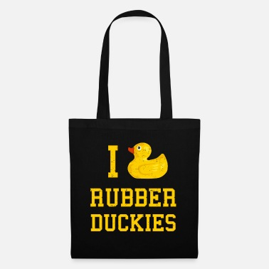Duck rubber duck - Tote Bag