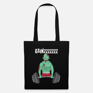 Tricep Gym Gym Zombie Biceps Triceps Chest New - Tote Bag