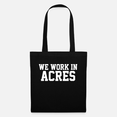 Field Farmer field field - Tote Bag