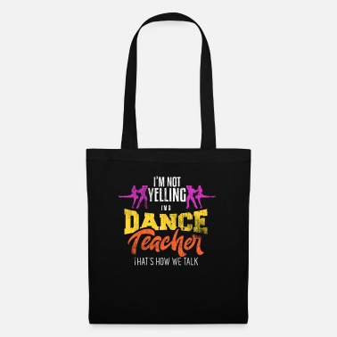 Yell I'm Not Yelling - Tote Bag