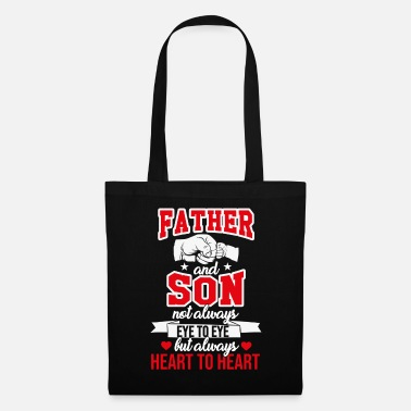 Son Father and son. Son of son - Tote Bag