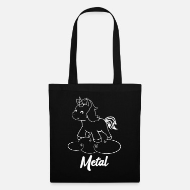 Unicorno Metal Unicorn - Unicorn - Metal - Music - Borsa di stoffa