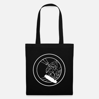 Kite Surfers Kite surfers - Tote Bag
