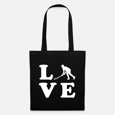 Indoor Hockey Field hockey player shirt gift indoor hockey - Tote Bag