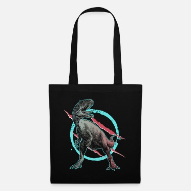 Reptile Saurophaganax Dinosaurier Urzeit Fossil Reptil - Tote Bag