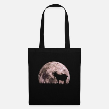 Lune Cadeau Moonlight Moon Meadow Moon - Sac en tissu