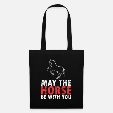 Mare Horse T-shirt & Gift - Tote Bag