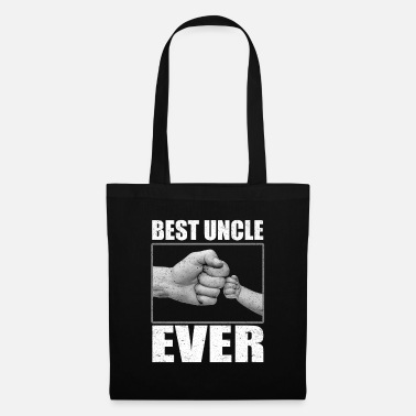 Care Best Uncle Ever Brother Family Love Niece Nephew - Tote Bag