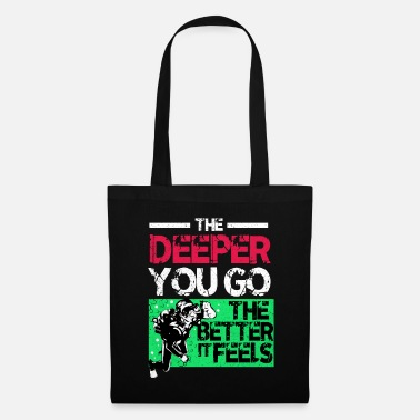 Under Water diving - Tote Bag