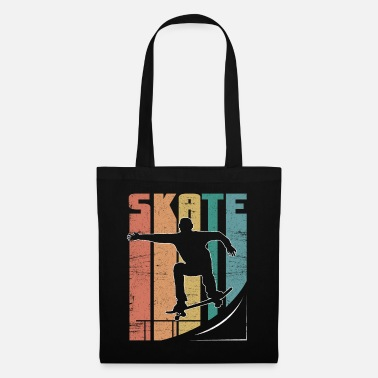 World Skateboard Pipe Sun Crew Ollie Cool Road - Tote Bag