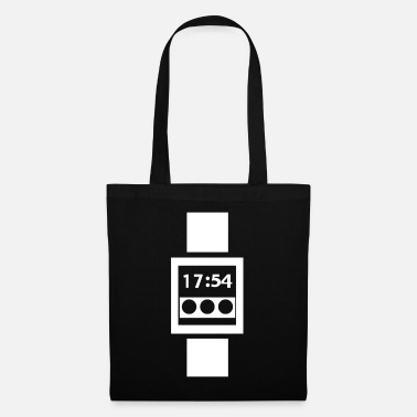 Clock Smart Watch Digital Clock - Tygväska