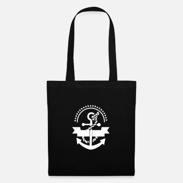 Baltic Sea Anchor Anchor - Tote Bag