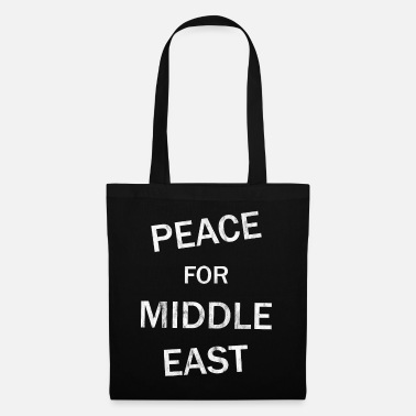 Middle East Peace middle east - Tote Bag
