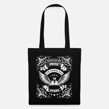 Equitation Fuck the prince take the horse riding spell - Tote Bag
