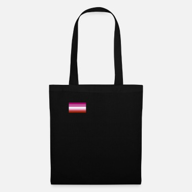 Movement Gay Pride LGBT Lipstick Lesbian Rainbow Flag - Tote Bag