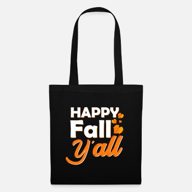 Autumn Autumn gift colorful leaves rain - Tote Bag