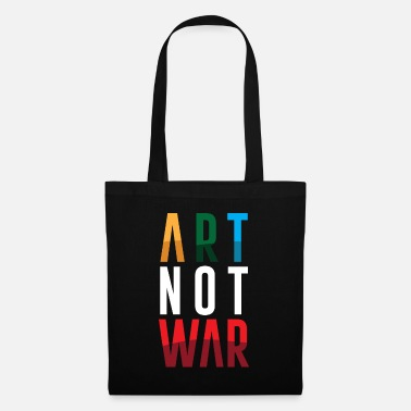No War Art no war - Sac en tissu