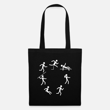 Athletics Athletics athlete shirt gift athlete - Tote Bag
