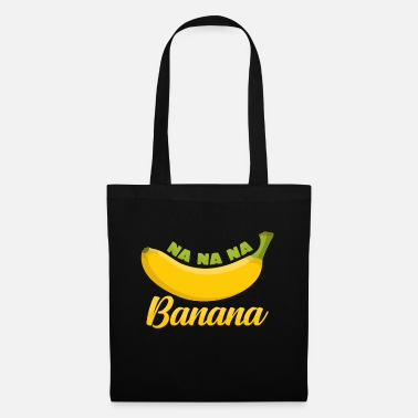 Banana Bananas are fruits dessert banana paradise figs - Tote Bag