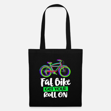 Fat bicycle - Tote Bag