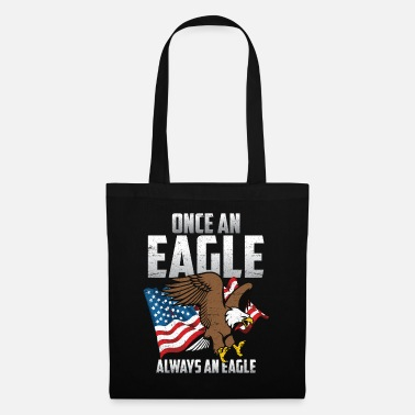 Wing Eagle Eagle Majestic eagle eye focus dive - Tote Bag