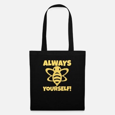 Health Bee Yourself Always Gift - Tote Bag