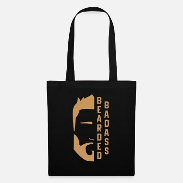 Beard Beard bearded bearded - Tote Bag