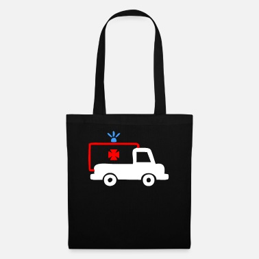 Ambulance ambulance - Tote Bag