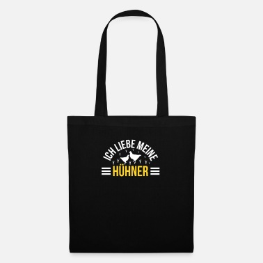 Scratch Chicken chicken chicken owner chicken farmer farmer - Tote Bag