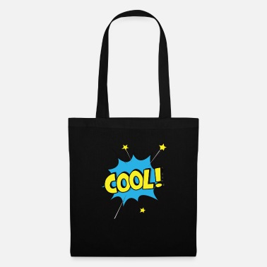 Comicstyle Cool Comic Comicstyle Geschenkidee - Borsa di stoffa