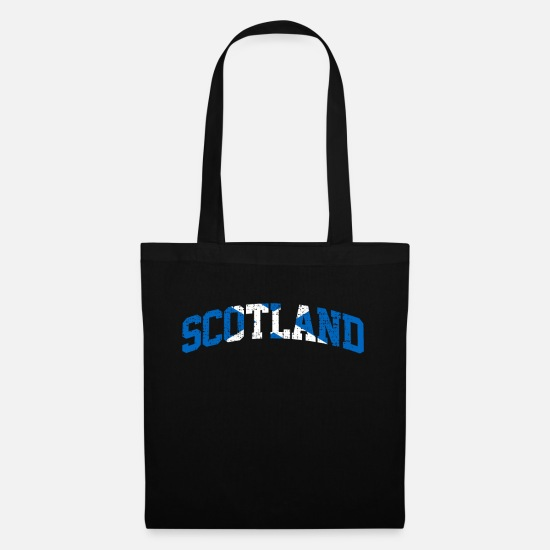 Scotland Bags & Backpacks - Scotland Scotland Scotland - Tote Bag black