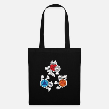 Dungeons And Dragons Dice game Dice game night - Tote Bag