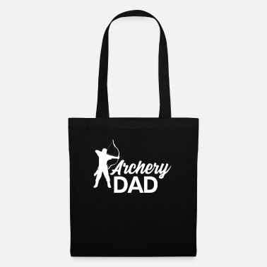 Arrow And Bow Archery sport dad hunter arrow bow - Tote Bag
