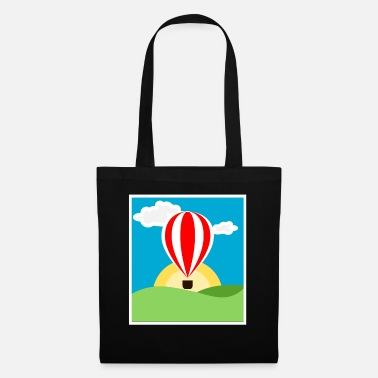 Balloon Hot air balloon free balloon gift - Tote Bag
