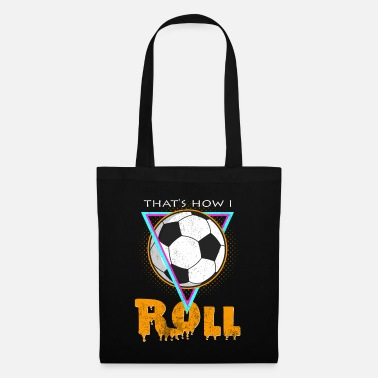 Team Sport Footballer Cool Footballer Ball Sports Gift - Tote Bag